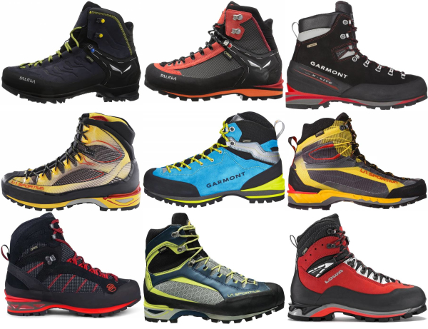 buy mid cut mountaineering boots for men and women