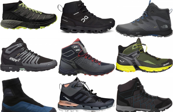 buy mid cut speed hiking shoes for men and women