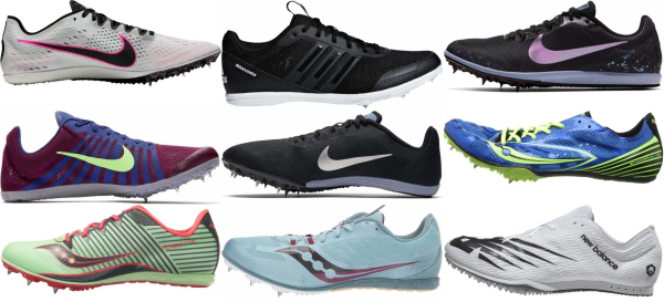 buy mid distance track & field shoes for men and women