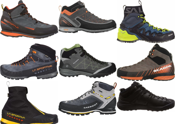 buy mid approach shoes for men and women