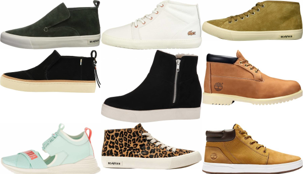 buy mid top casual sneakers for men and women