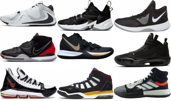buy mid lace-up basketball shoes for men and women