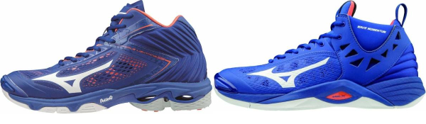 buy mid mizuno wave volleyball shoes for men and women