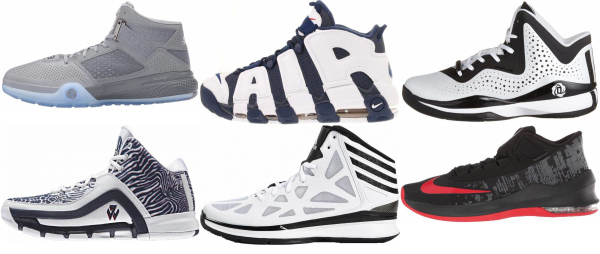 buy mid narrow basketball shoes for men and women