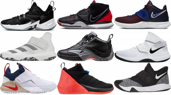 buy mid strap basketball shoes for men and women