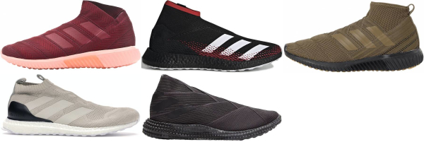 buy mid top street soccer cleats for men and women