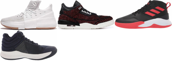 buy mid wide basketball shoes for men and women