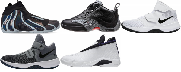 buy mid zipper basketball shoes for men and women
