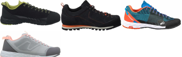 buy millet approach shoes for men and women