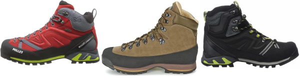 buy millet hiking boots for men and women