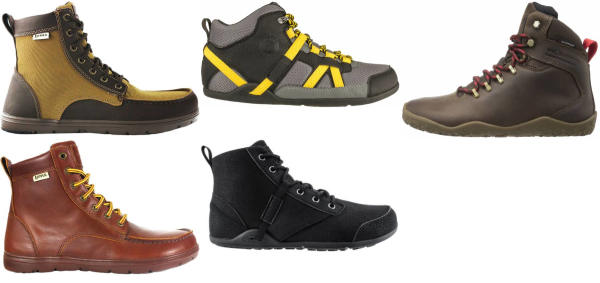 buy minimalist hiking boots for men and women