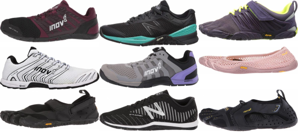 buy minimalist training shoes for men and women