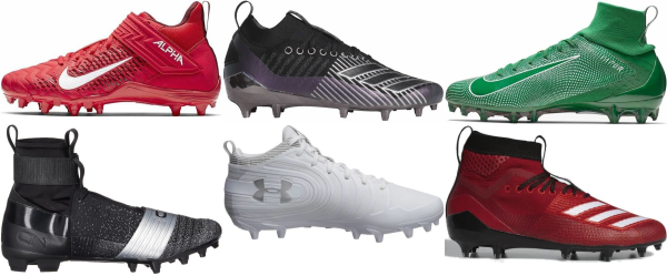 buy mixed football cleats for men and women
