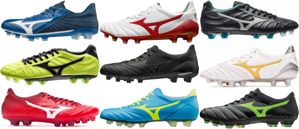buy mizuno firm ground soccer cleats for men and women