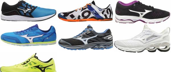 buy mizuno low drop running shoes for men and women