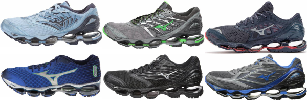 buy mizuno wave prophecy running shoes for men and women