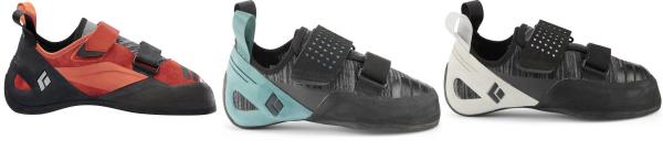 buy moderate black diamond climbing shoes for men and women