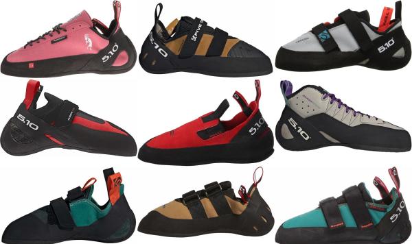 buy moderate five ten climbing shoes for men and women