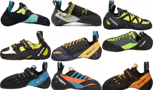 buy moderate scarpa climbing shoes for men and women