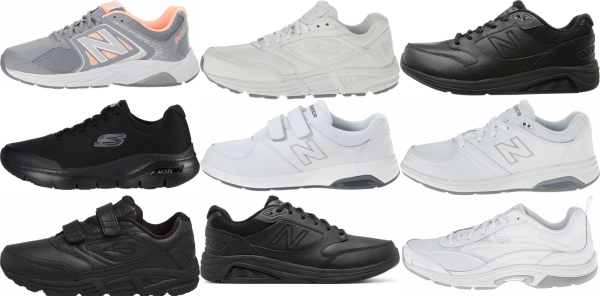 buy motion control walking shoes for men and women