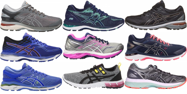 buy narrow asics running shoes for men and women
