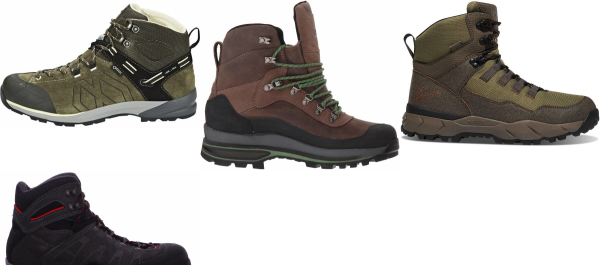 buy narrow heel hiking boots for men and women