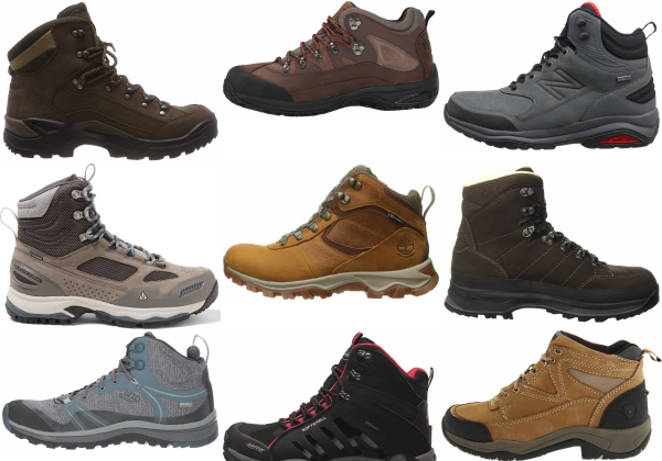 Save 26% on Narrow Hiking Boots (8