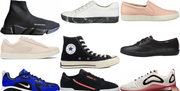 buy narrow sneakers for men and women
