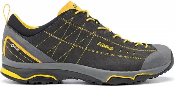 buy narrow suede hiking shoes for men and women