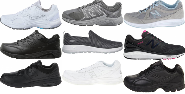 buy narrow walking shoes for men and women