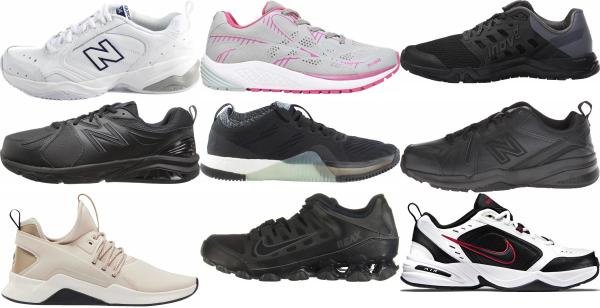 buy narrow workout shoes for men and women