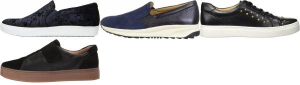 buy naturalizer leather sneakers for men and women