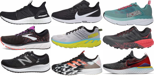 buy neutral cushioned running shoes for men and women