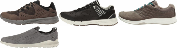 buy neutral ecco walking shoes for men and women