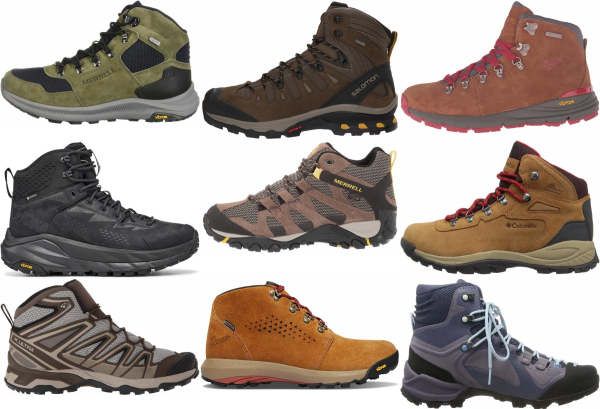 buy neutral hiking boots for men and women