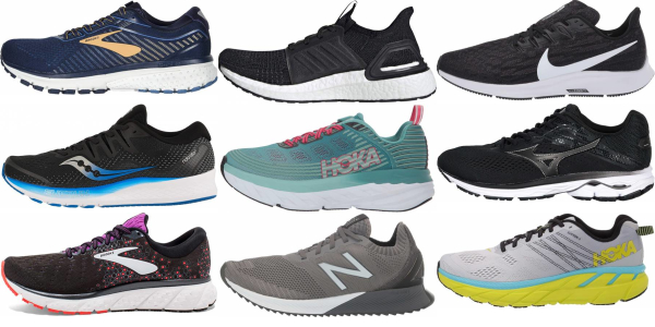 buy neutral road running shoes for men and women