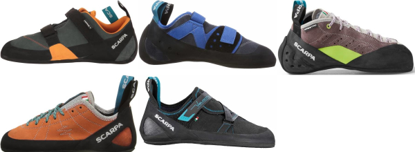 buy neutral scarpa climbing shoes for men and women