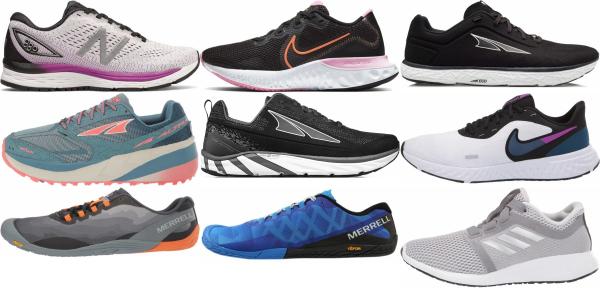 Neutral Zero Drop Running Shoes