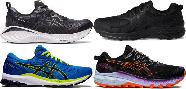 buy new asics running shoes for men and women