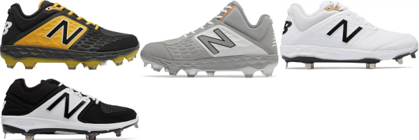 buy new balance 3000 baseball cleats for men and women