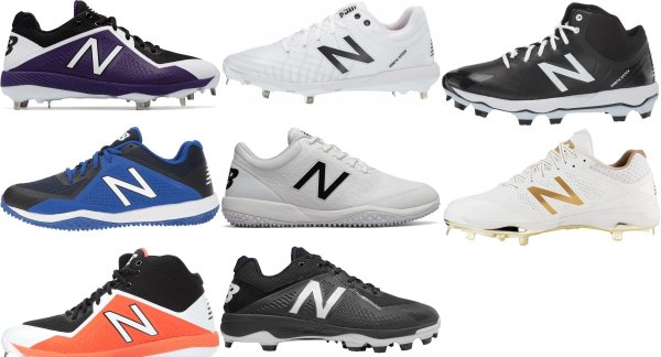 buy new balance 4040 baseball cleats for men and women