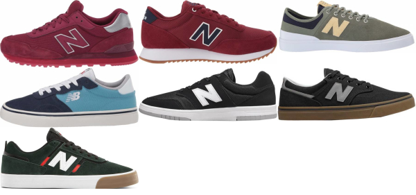 buy new balance canvas sneakers for men and women