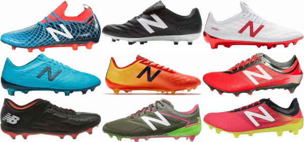 buy new balance firm ground soccer cleats for men and women