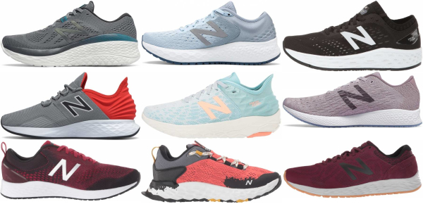 buy new balance fresh foam running shoes for men and women