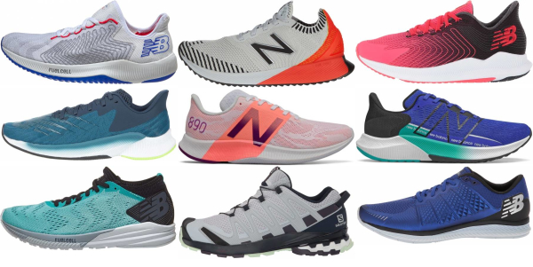 buy new balance fuelcell running shoes for men and women
