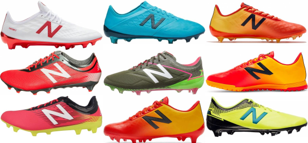 buy new balance furon soccer cleats for men and women