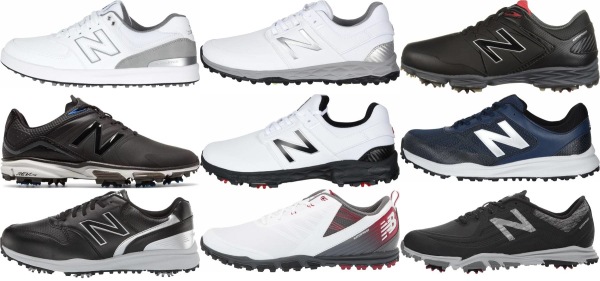 buy new balance golf shoes for men and women