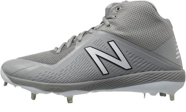 buy new balance grey baseball cleats for men and women