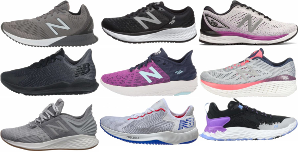 buy new balance high arch running shoes for men and women