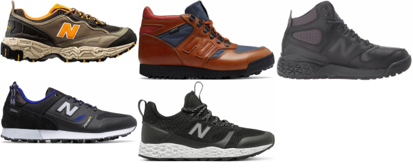 buy new balance hiking sneakers for men and women